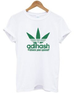 Adihash Gives You Speed T-shirt