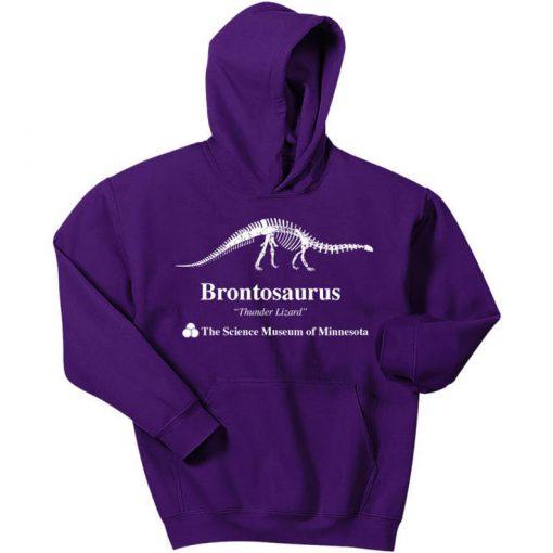 Brontosaurus Hoodie