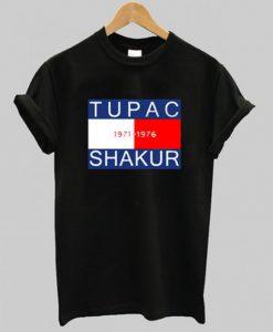 Tupac Shakur Tommy T-shirt