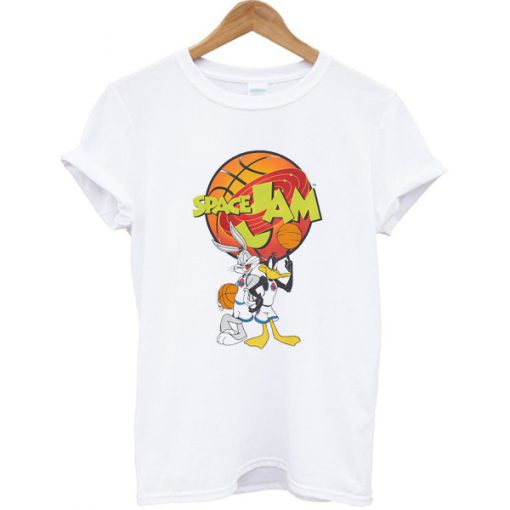 Space Jam Graphic T-shirt