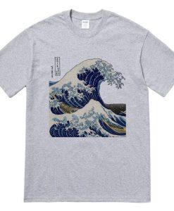 The Great Wave Kinagawa T-shirt