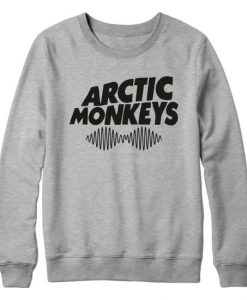 Arctic Monkeys Wave Sweatshirt