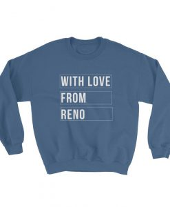 WLFR With Love From Reno Sweatshirt