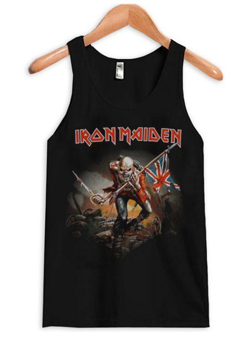 Iron Maiden Trooper Tanktop