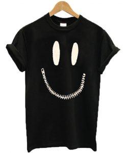 Zipper Mouth T-shirt
