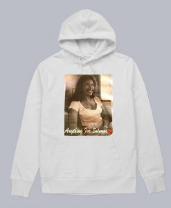 Anything For Selenas Pullover Hoodie