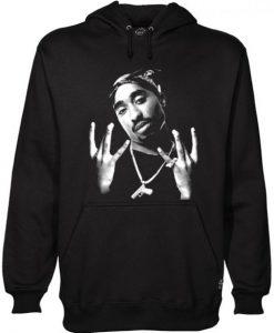 Tupac West Side Hoodie