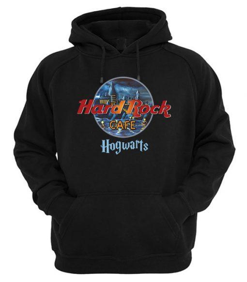 Hard Rock Cafe Hogwarts Graphic Hoodie