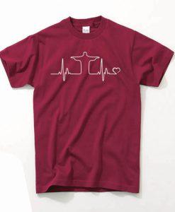 Heartbeat Jesus T-Shirt