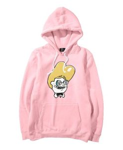 Ugly Man Graphic Hoodie