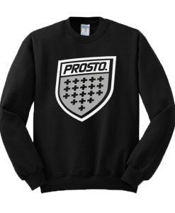 Prosto Crewneck Sweatshirt