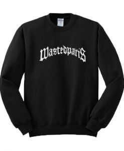 Wasted Paris Logo Sweatshirt