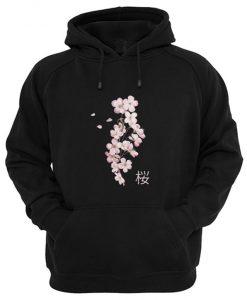 Japanese Blossom Hoodie