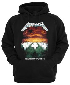 Master of Puppets Hoodie