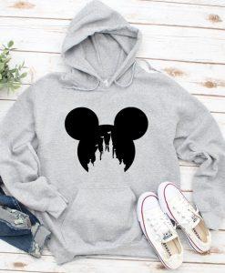 Mickey Disney Castle Hoodie