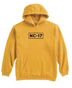 NC-17 Noah Cyrus Hoodie
