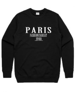 Paris 1990 Sweatshirt