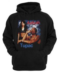 Tupac & Aaliyah Hoodie