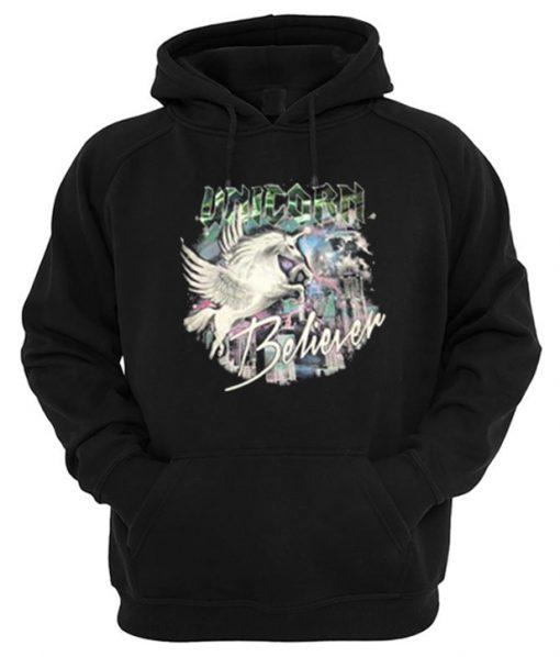Unicorn Believer Hoodie