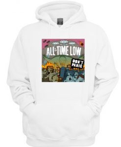 All Time Low Don't Panic Hoodie