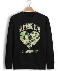 All Time Low Feels Like War Sweatshirt