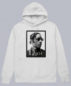 Asap Rocky Graphic Hoodie