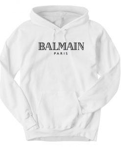 Balmain Paris Hoodie