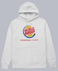 Belly Burger Central City Hoodie