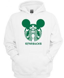 Disney Starbucks Hoodie