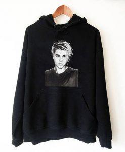 Justin Bieber Printed Hoodie