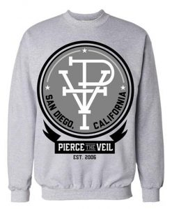 Pierce The Veil Est 2006 Sweatshirt