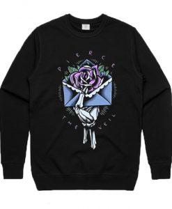 Pierce The Veil Rose Letter Sweatshirt