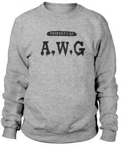 Property Of AWG Sweatshirt