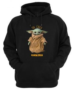 The Child Mandalorian Baby Yoda Hoodie