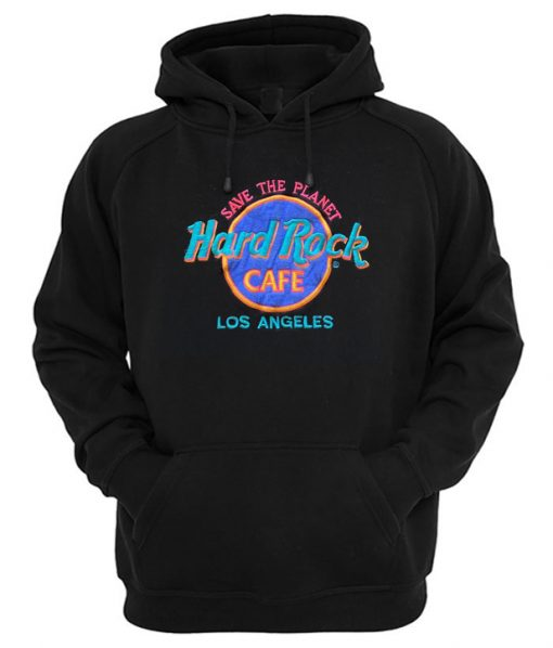 Hard Rock Cafe Save The Planet Hoodie