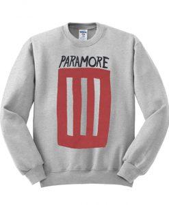 Paramore Sweatshirt