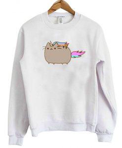 Unicorn Pusheen Sweatshirt