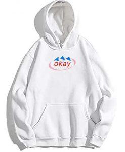 Okay Evian Logo Hoodie